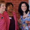 State Representative Sue Schafer, African American Initiative Chair Vivian Stovall & State Senator Paula Sandoval