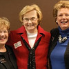 JeffCo Democrats of the Year Mary Patee, Amy Williams & Judi Butz