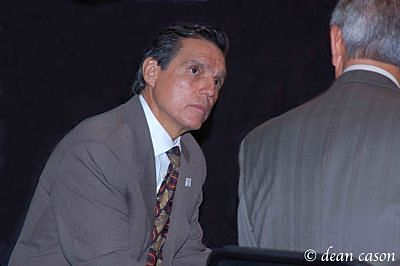 Former Denver Mayor & Clinton Cabinet Member, Federico Pena