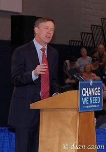 Denver Mayor John Hickenlooper
