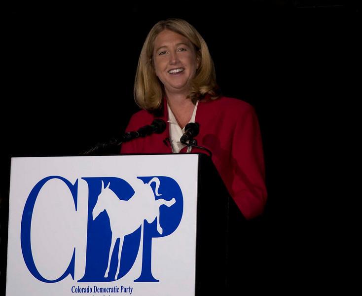 Colorado State Treasurer Cary Kennedy