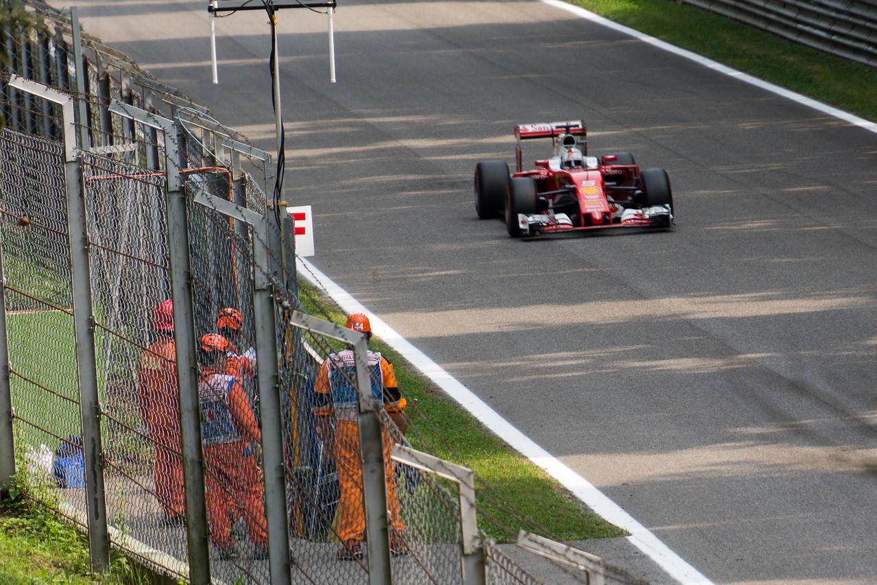 GP F1 Monza - 2016