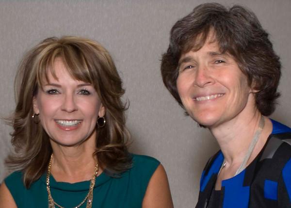 9 News Anchor Kim Christiansen & Lisa Weil