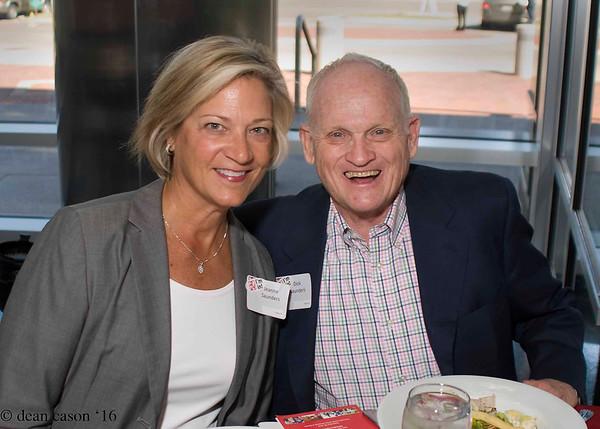 Jeanne & Dick Saunders