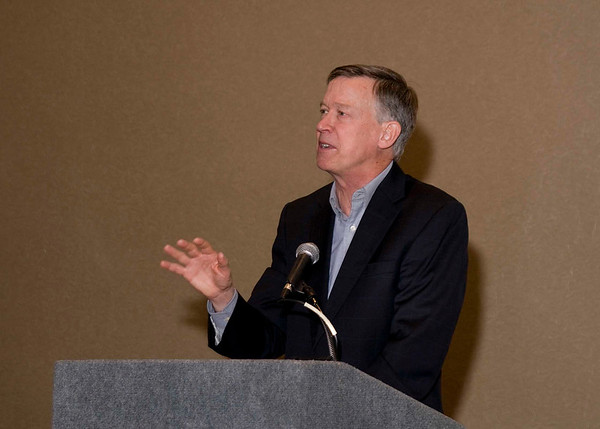 Gov. Hickenlooper