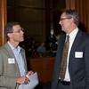 DPS Superintendent Tom Boasberg and CASE Executive Director Bruce Caughey