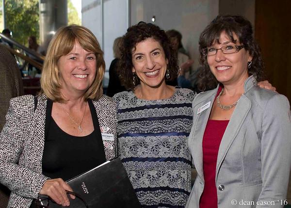 Krista Hargrove, Liane Morrison, Susan Meek