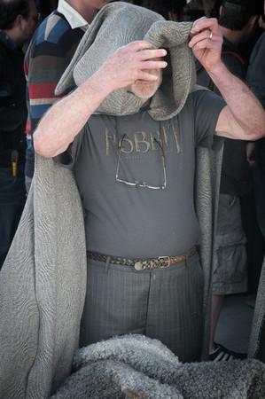 Hobbit Premiere, Wellington