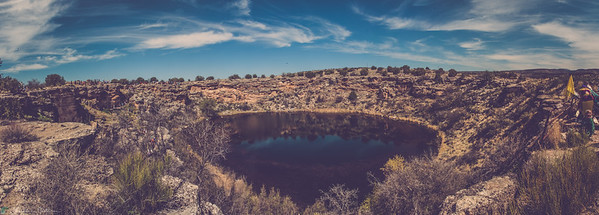 Montezuma Well Ceremony