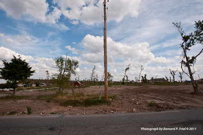 North America, USA, Missouri, Joplin Tornado Destruction Spring 2011