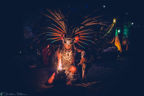Aztec Dancer