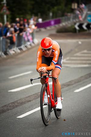 Ellen Van Dijk (Netherlands)