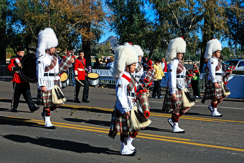 Fiesta Bowl Parade 2007-Phoenix, AZ-136