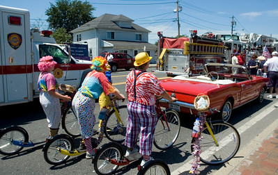 Fourth of July Patchogue NY 2010