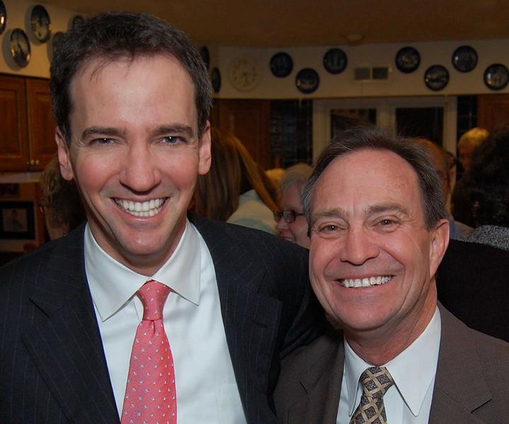 Andrew Romanoff & Ed Perlmutter