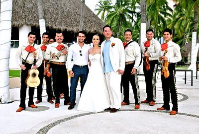 Boda Olga y Carlos, Westin Hotel, Puerto Vallarta, Jalisco Mexico by Andres Barria Photography