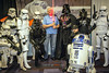 Vancouver's Fan Expo 2013 with David Prowse and The 501st Legion: Vader's Fist.