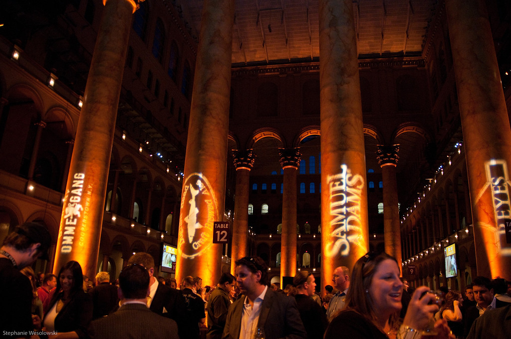 Savor at the National Building Museum
