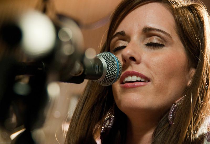 Kathryn Brunner album release show, DC