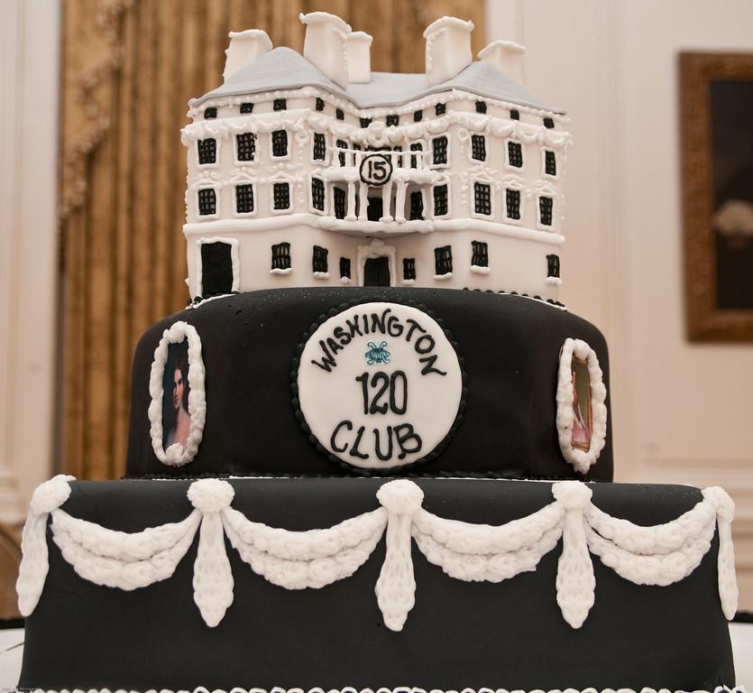 the Washington Club, 120 year anniversary