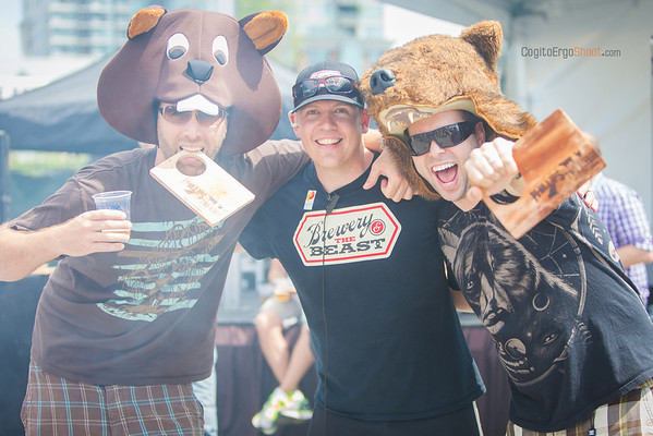 """Vancouver's 1st annual  <a href=""""http://www.breweryandthebeast.com"""">http://www.breweryandthebeast.com</a> festival of meat, which sold out in 5 days; June 2013"""