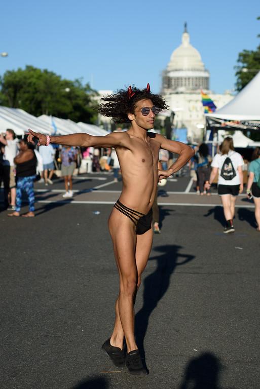 Capital Pride, DC