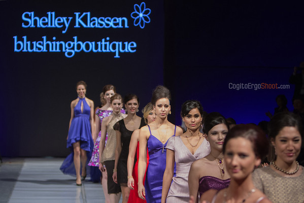 Vancouver Fashion Week 2013, Shelley Klassen Blushing Boutique, March 2013