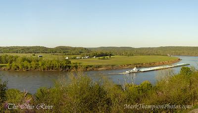 Ohio River 12X47