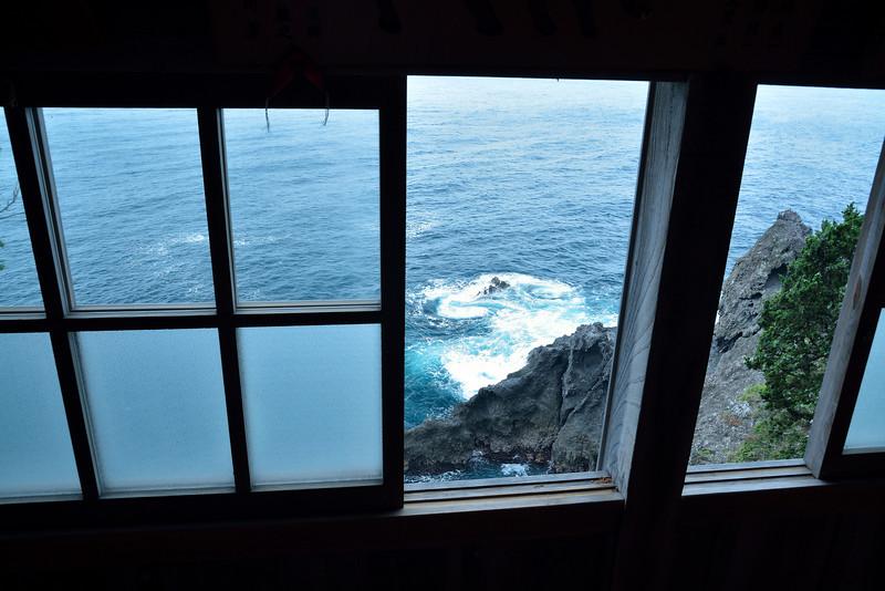 Cape Iro at Shizuoka, Japan