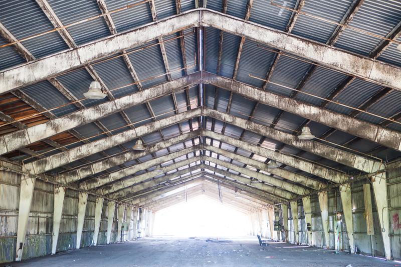 Abandoned Warehouse, Oregon
