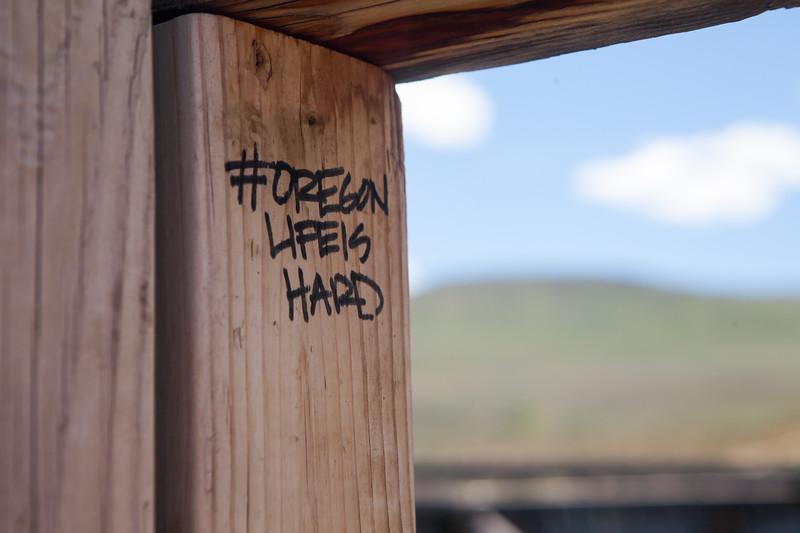 #OregonLifeIsHard