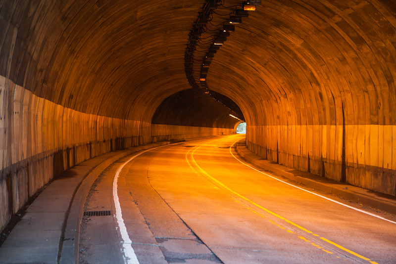 Highway 101 Tunnel