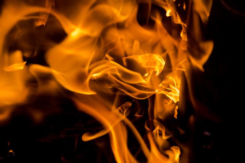 Bonfire Macro