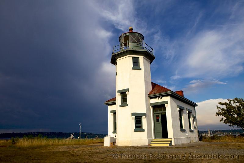 Washington Coast Lighthouse