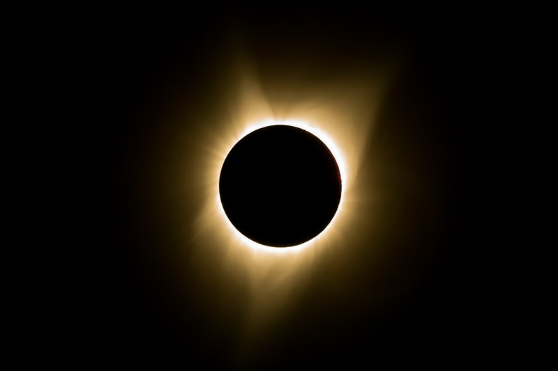Total Eclipse Oregon 2017