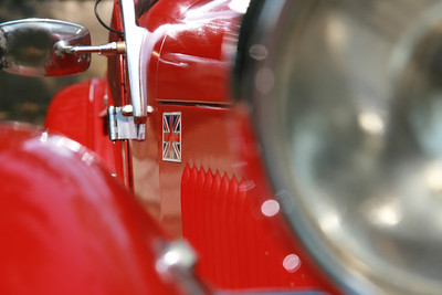 MG detail 100th Anniversary of First Australian Grand Prix Goulburn - NSW