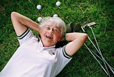 """""""Billie""""  Royal Canberra Golf Course - ACT Portrait"""