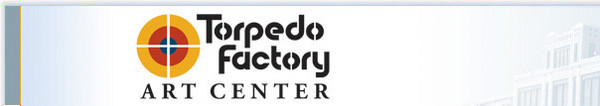 """<a href=""""http://www.torpedofactory.org/index.html"""">Torpedo Factory</a><br>September 10 - October 18, 2009<br> Group Show"""