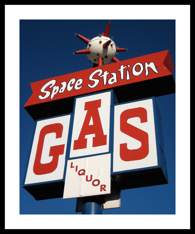 Where Our Alien Friends Fuel Up