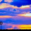 Windmill | Clearing Storm | Hopi Mesa