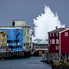 Stormy day in Nyksund II