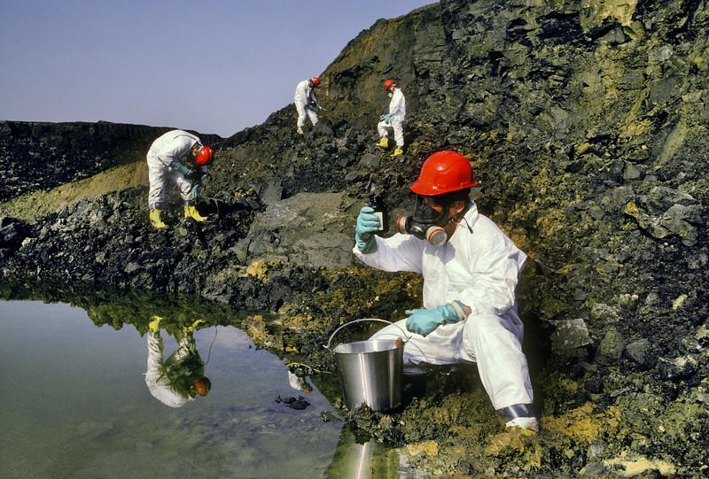 Soil & Water Testing