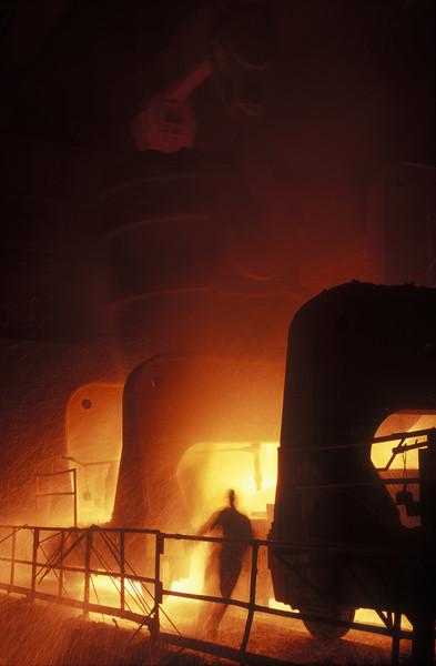 Steel Mill Impressions