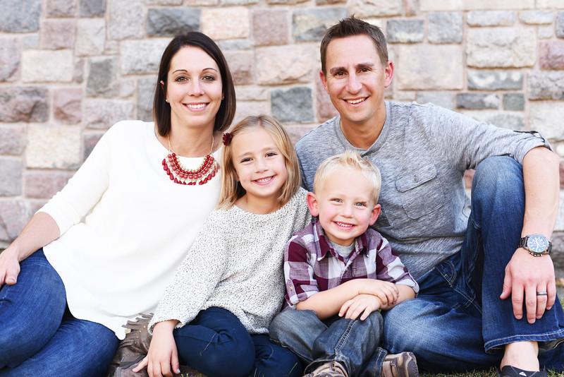 Sinner Family Portrait