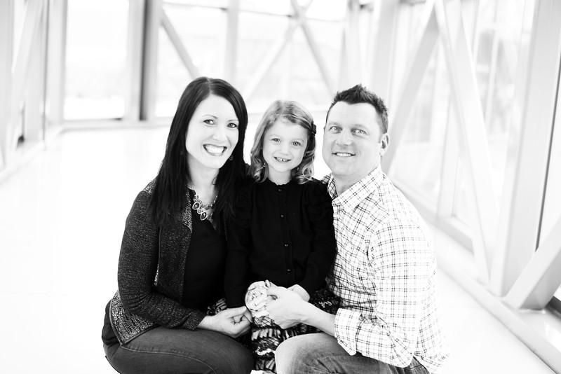 Meyer Family Portraits