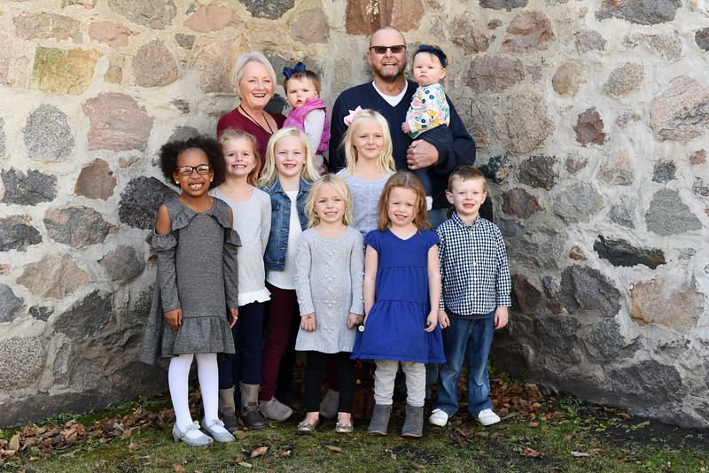 Schultz - Kremer - Terveen Family Portraits