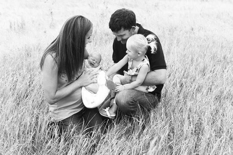Gustafson Family Portrait