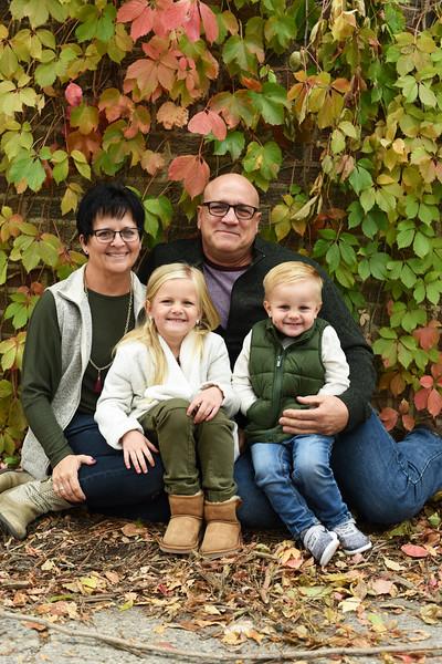 Zander-Schmidt Family Portrait