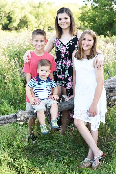 Mathis Family Portrait