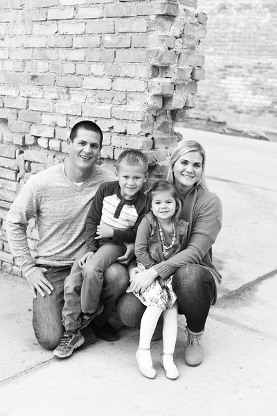 DeVillers Family Portraits